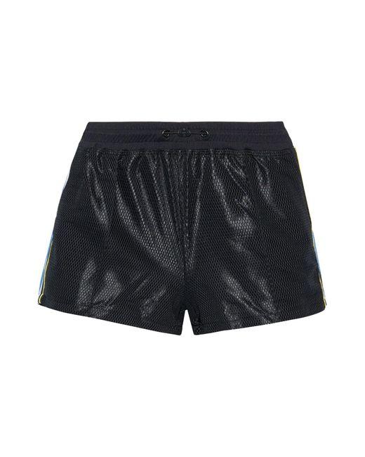 Koral Black Shorts