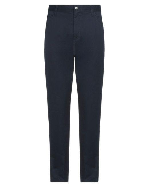 Armani Exchange Blue Casual Trouser for men