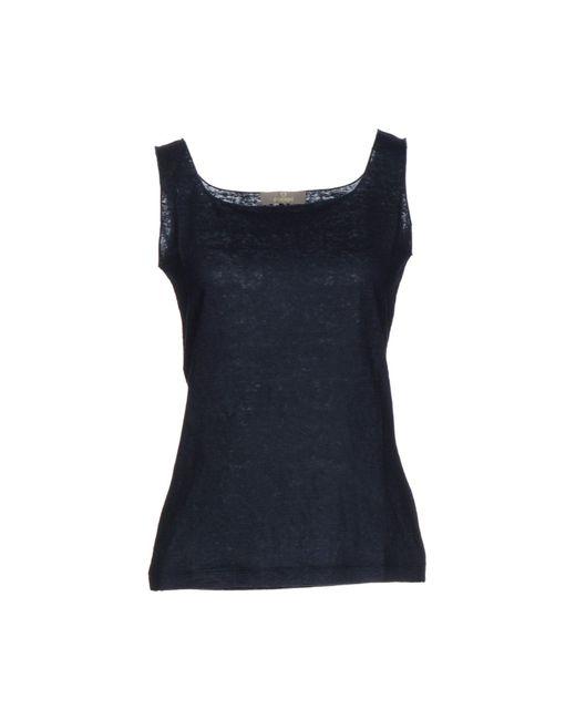 Cruciani Blue Vest