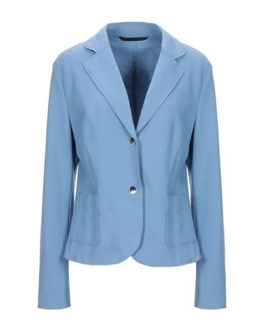 Veste Henry Cotton's en coloris Blue