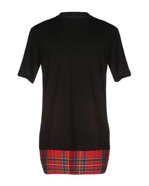 Dbyd - Black T-shirt for Men - Lyst