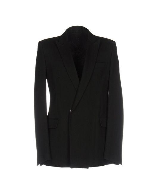 Ring - Black Blazers for Men - Lyst