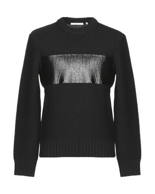 Pullover di Helmut Lang in Black da Uomo