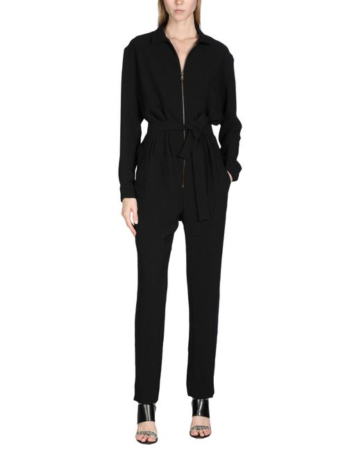 Tomas Maier - Black Overalls - Lyst