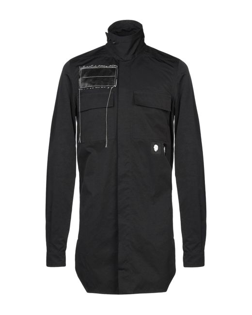 Rick Owens Drkshdw Hemd in Black für Herren
