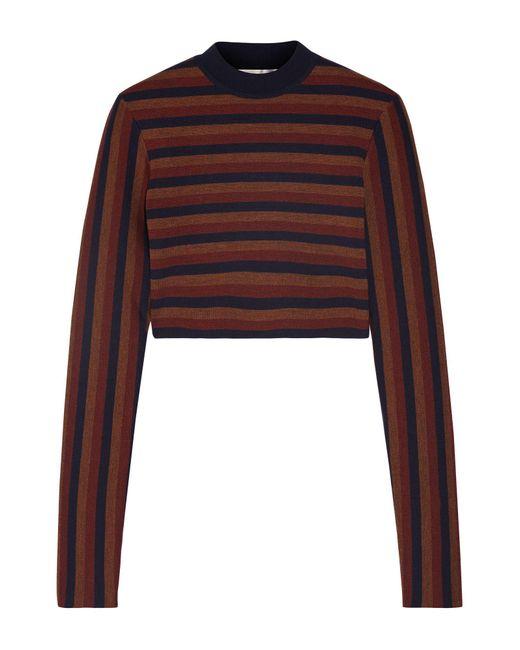 Pullover di Victoria Beckham in Brown