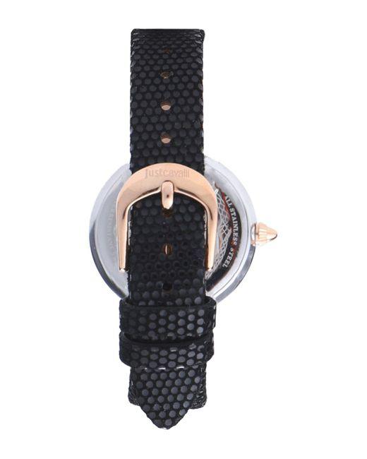 Orologio da polso di Just Cavalli in Black