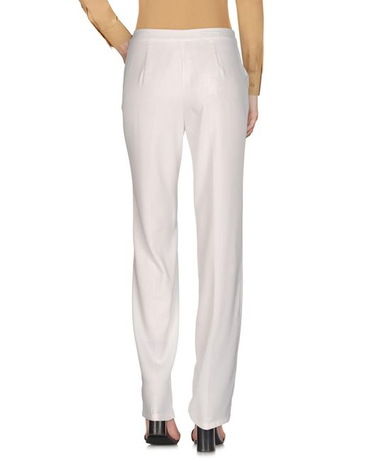 Marciano White Casual Trouser