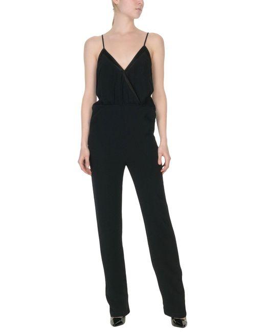 Ba&sh - Black Jumpsuit - Lyst