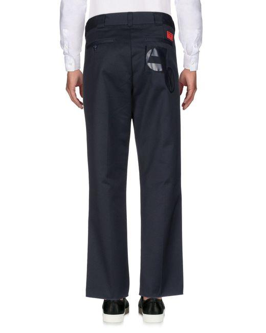 Pantalones Carhartt de hombre de color Blue