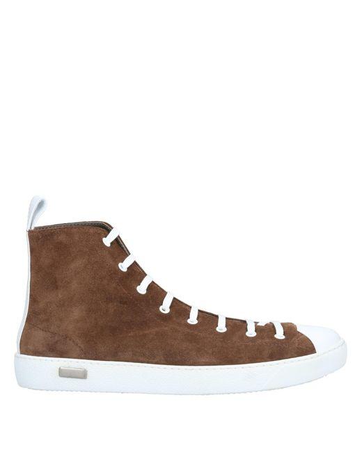 Kalliste Brown High-tops & Sneakers for men