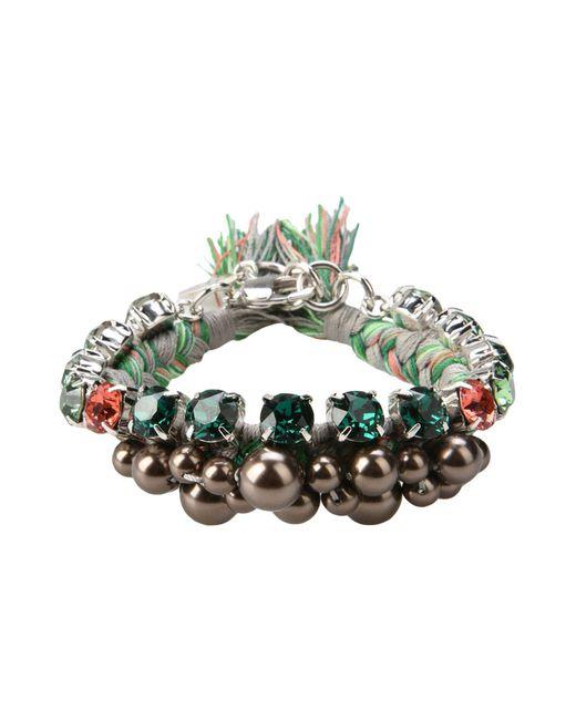 Joomi Lim - Green Bracelet - Lyst