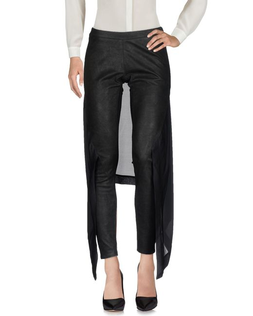 Gareth Pugh - Black Casual Pants - Lyst