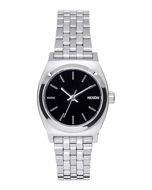Nixon Metallic Wrist Watch