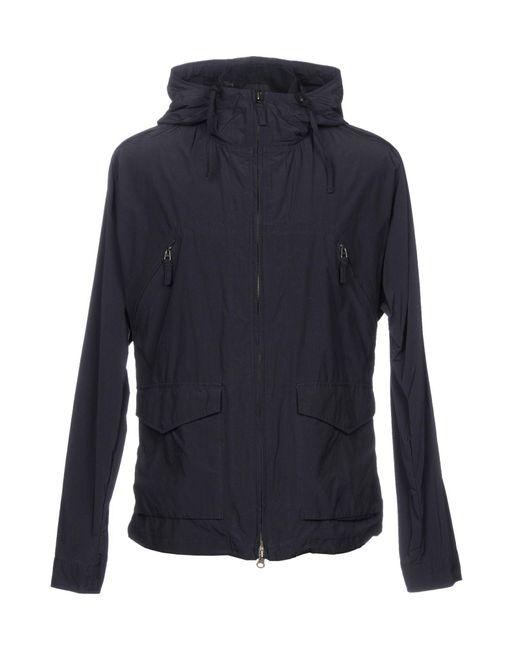 Aspesi - Blue Jacket for Men - Lyst