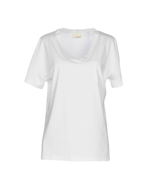 People White T-shirt