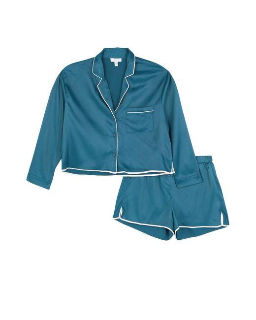 TOPSHOP Blue Sleepwear