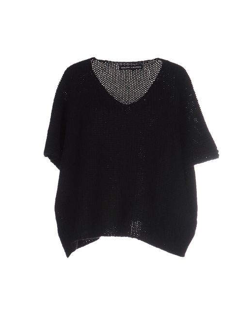 Ralph Lauren Black Label - Black Sweaters - Lyst