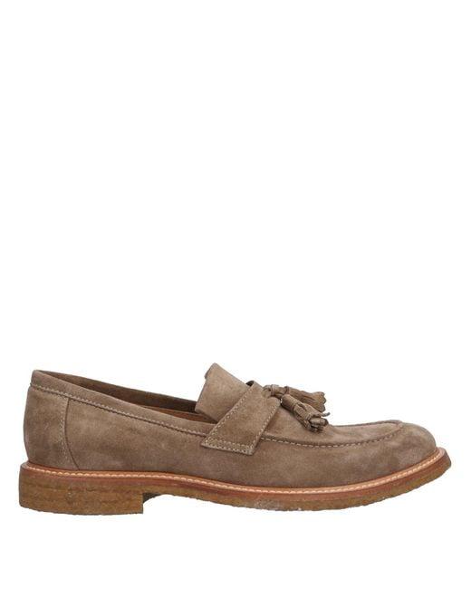 Brunello Cucinelli - Brown Loafer for Men - Lyst