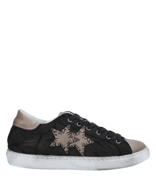 2Star Sneakers & Deportivas de mujer de color negro