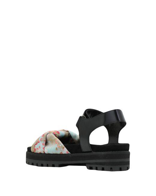 Sandales Samsøe & Samsøe en coloris Black