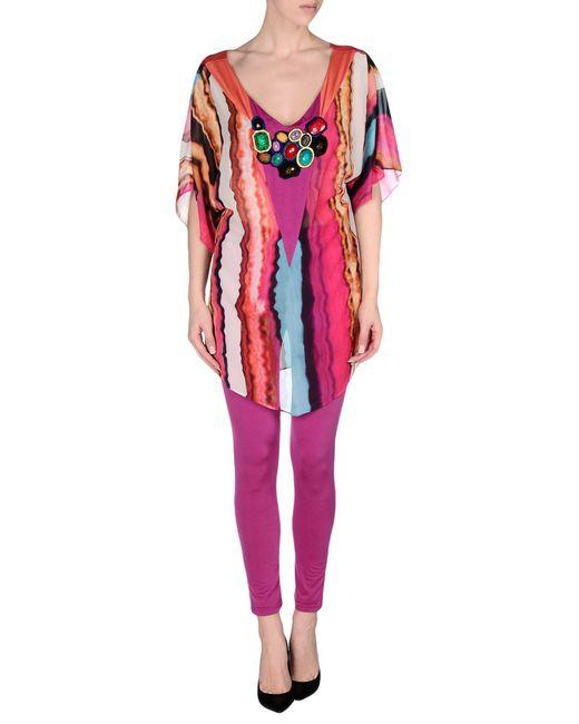 Jolie Carlo Pignatelli - Pink Women's Suit - Lyst
