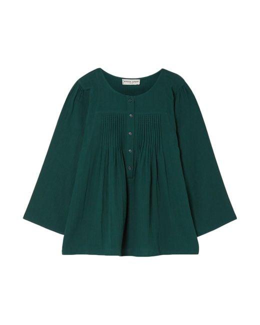 Blusa di Apiece Apart in Green