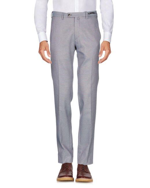 PT01 Pantalon homme de coloris gris jZYhb