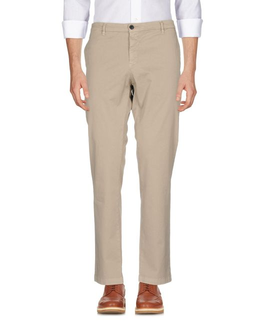 Peuterey Natural Casual Trouser for men