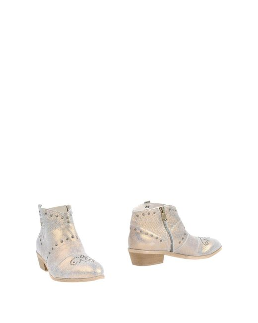 Ovye' By Cristina Lucchi - Multicolor Ankle Boots - Lyst