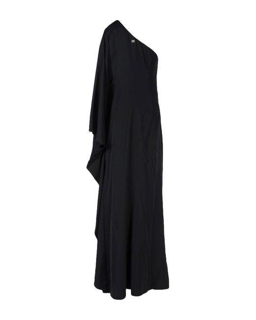 Robe longue Class Roberto Cavalli en coloris Black
