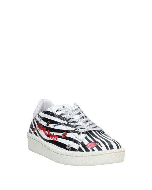 Sneakers & Tennis basses MOA en coloris White