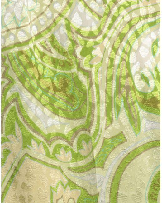 Pantalon Etro en coloris Green