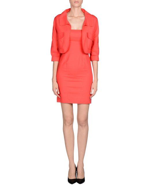 DSquared²   Pink Women's Suit   Lyst