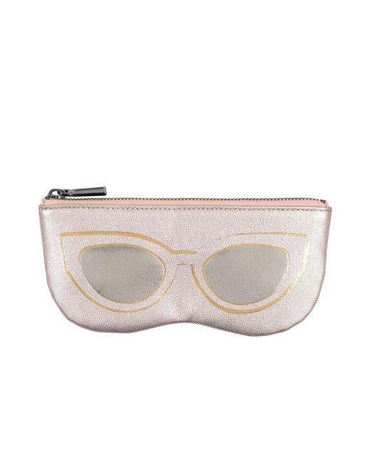Étui à lunettes Rebecca Minkoff en coloris Pink