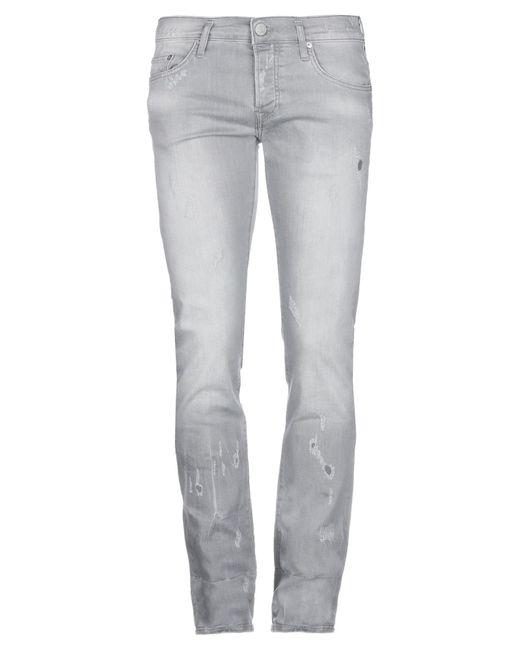 Pantalones vaqueros True Religion de hombre de color Gray