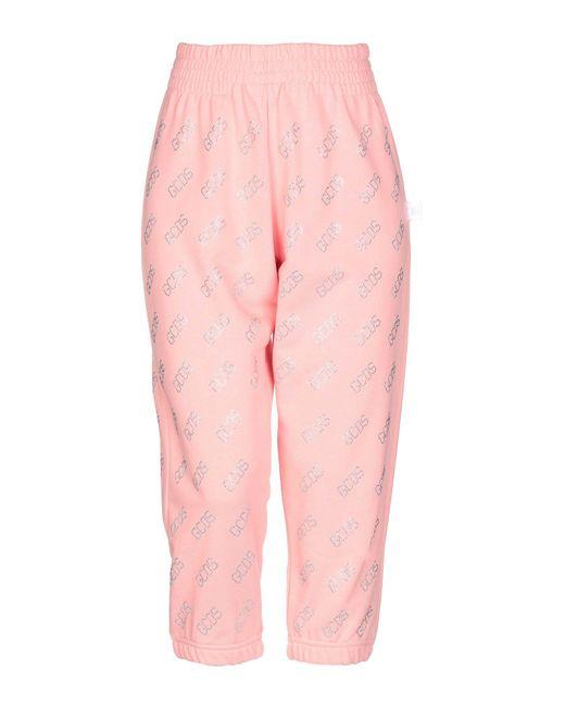 Pantacourt Gcds en coloris Pink