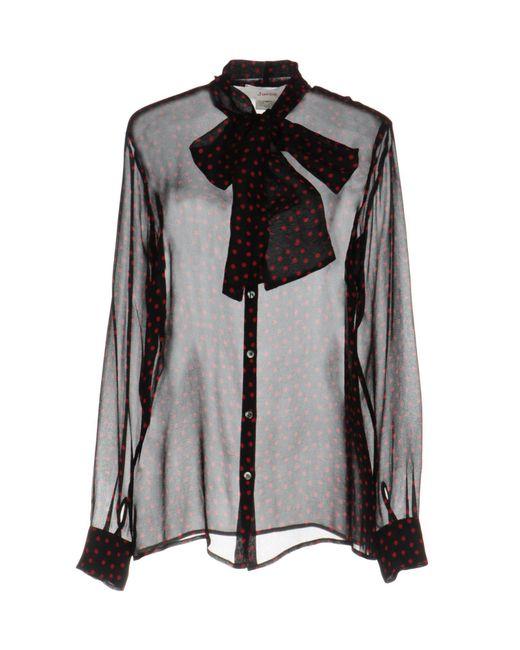 Jucca - Black Shirt - Lyst