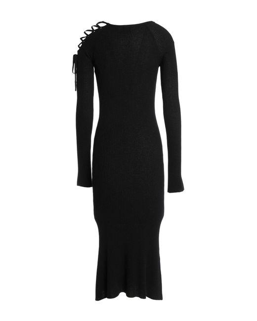Vestito longuette di Pinko in Black