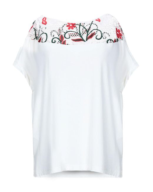 Blusa di Traffic People in White