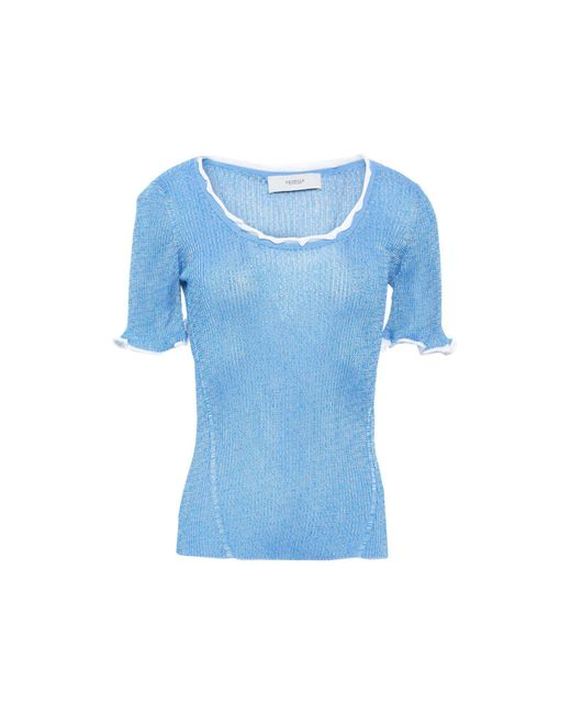 Pringle of Scotland Pullover de mujer de color azul