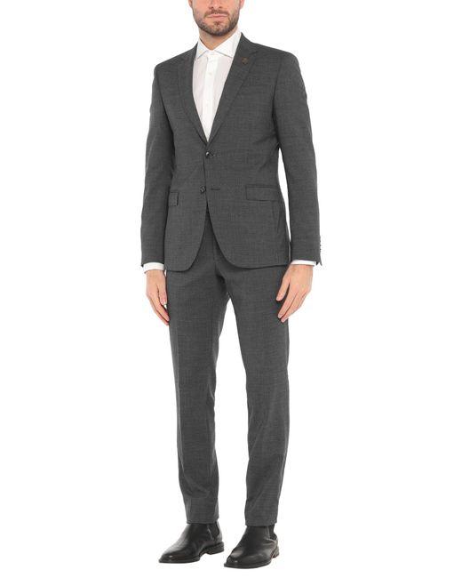 Lardini Anzug in Gray für Herren
