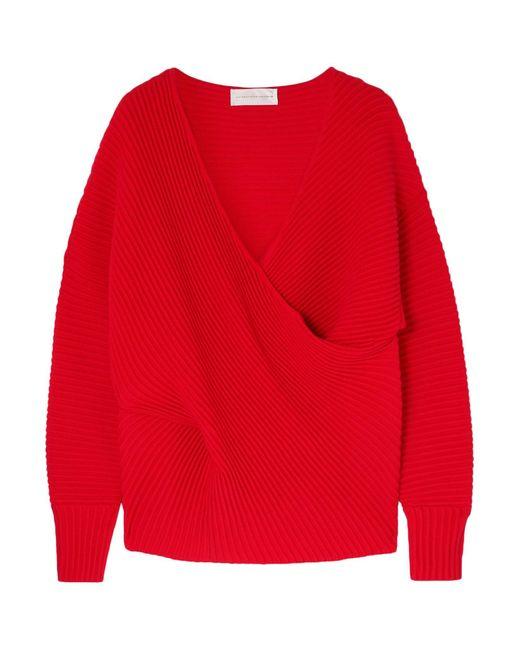 Pullover Victoria, Victoria Beckham de color Red