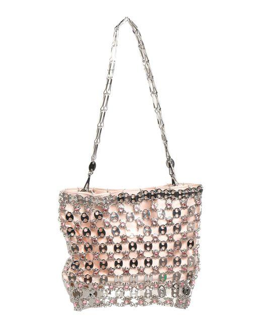 Paco Rabanne Pink Handbag