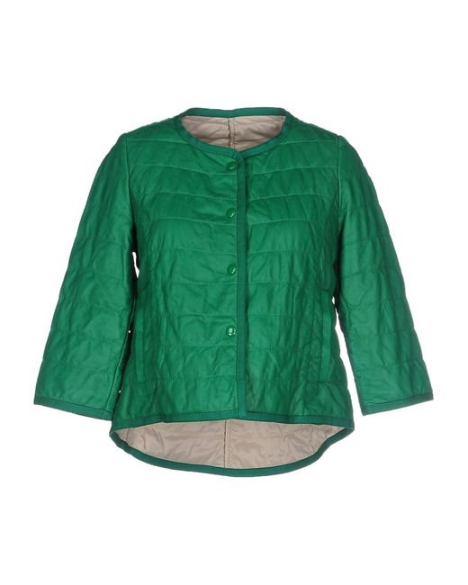 Vintage De Luxe | Green Jacket | Lyst