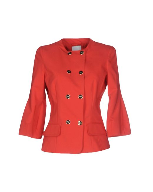 Who*s Who | Red Blazer | Lyst