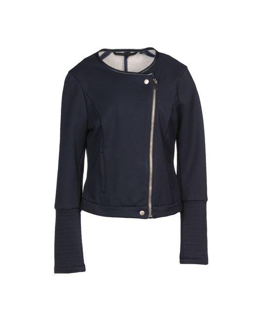 Silvian Heach | Blue Jacket | Lyst
