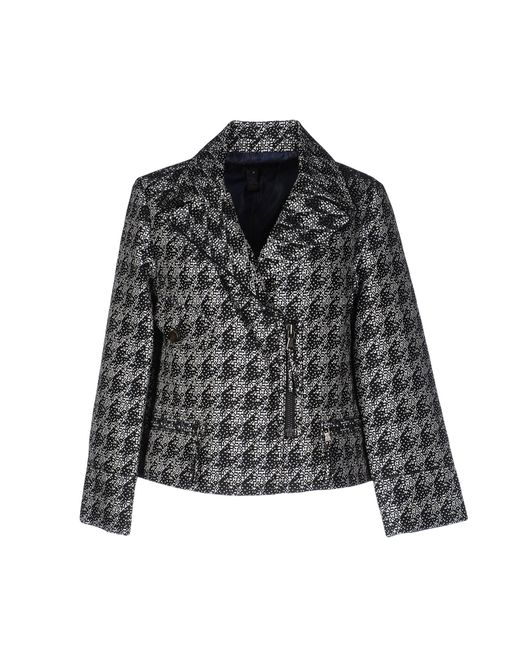 Marc By Marc Jacobs | Black Coat | Lyst