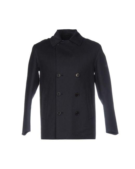 Mackintosh | Blue Jacket for Men | Lyst