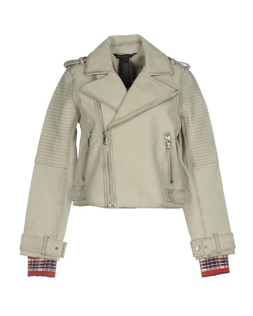 Marc By Marc Jacobs | Gray Jacket | Lyst